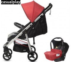 CASUALPLAY - LOPPI +BABY 0+ Lion, pack 2