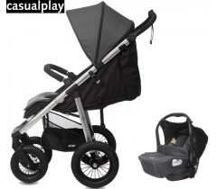 CASUALPLAY - LOPPI ALLROAD +BABY 0+ Panther, pack 2