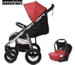 CASUALPLAY - LOPPI ALLROAD +BABY 0+ Lion, pack 2