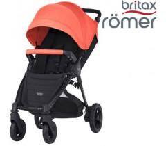 Britax B-MOTION 4 PLUS Coral Peach