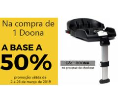 Doona - Base para cadeira Grupo 0 / 0+