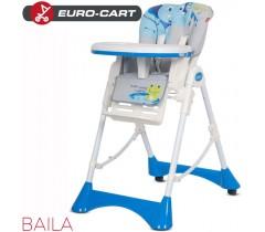 EURO-CART - Cadeira da papa BAILA Elephant