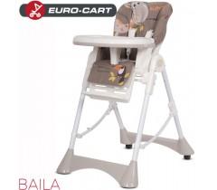 EURO-CART - Cadeira da papa BAILA Giraffe