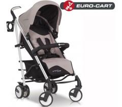 EURO-CART - Carrinho de bebé CROSSLINE Latte