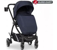 EURO-CART - Carrinho de bebé CROX Cosmic Blue