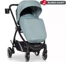 EURO-CART - Carrinho de bebé CROX Mineral