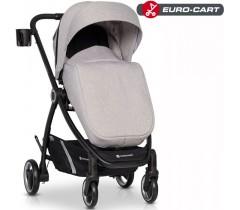 EURO-CART - Carrinho de bebé CROX Pearl
