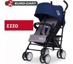EURO-CART - Carrinho de bebé EZZO Denim