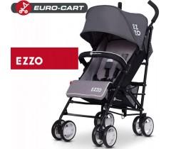 EURO-CART - Carrinho de bebé EZZO Graphite