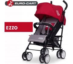 EURO-CART - Carrinho de bebé EZZO Scarlet