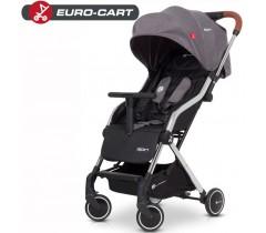 EURO-CART - Carrinho de bebé SPIN Anthracite