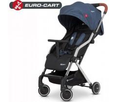 EURO-CART - Carrinho de bebé SPIN Denim