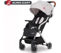 EURO-CART - Carrinho de bebé SPIN Grey Fox