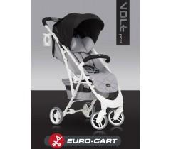 EURO-CART - Carrinho de bebé VOLT PRO Anthracite