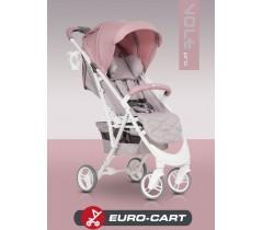 EURO-CART - Carrinho de bebé VOLT PRO Powder Pink