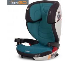 EASYGO - Cadeira auto CAMO Adriatic (grupo II+III, 15-36 kg)