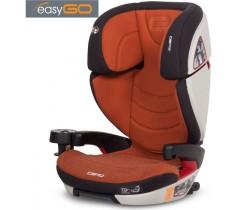 EASYGO - Cadeira auto CAMO Copper (grupo II+III, 15-36 kg)