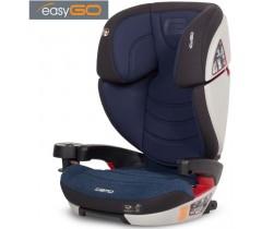 EASYGO - Cadeira auto CAMO Navy (grupo II+III, 15-36 kg) Navy