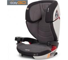 EASYGO - Cadeira auto CAMO Titanium (grupo II+III, 15-36 kg)