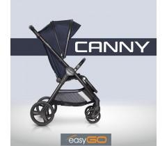 EASYGO - Carrinho de bebé CANNY Cosmic Blue