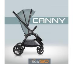EASYGO - Carrinho de bebé CANNY Mineral