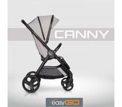 EASYGO - Carrinho de bebé CANNY Pearl