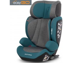 EASYGO - Cadeira auto EXTREME Adriatic (grupo II+III, 15-36 kg)