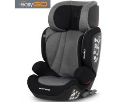 EASYGO - Cadeira auto EXTREME Carbon (grupo II+III, 15-36 kg) Carbon