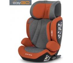 EASYGO - Cadeira auto EXTREME Copper (grupo II+III, 15-36 kg)