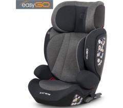 EASYGO - Cadeira auto EXTREME Titanium (grupo II+III, 15-36 kg)