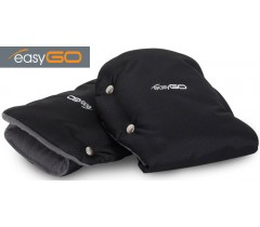 EASYGO - HAND MUFFS Carbon