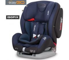 EASYGO - Cadeira auto NINO ISOFIX Navy (grupo I+II+III, 9-36 kg)
