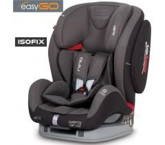 EASYGO - Cadeira auto NINO ISOFIX Titanium (grupo I+II+III, 9-36 kg)