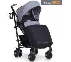 EASYGO - Carrinho de bebé NITRO Grey Fox