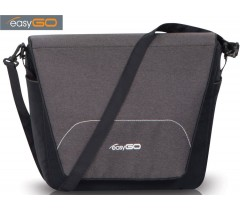 EASYGO - OPTIMO bag Anthracite