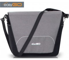 EASYGO - OPTIMO bag Grey Fox