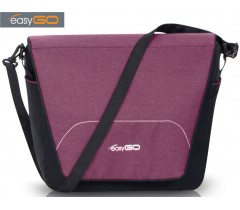 EASYGO - OPTIMO bag Purple