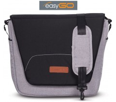 EASYGO - OPTIMO AIR bag Grey Fox