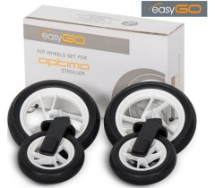 EASYGO - OPTIMO air wheels set