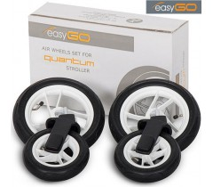 EASYGO - QUANTUM air wheels set