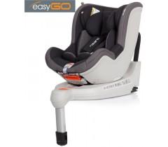 EASYGO - Cadeira auto ROTARIO Carbon (grupo 0 + 1, 0-18 kg) Carbon