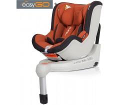EASYGO - Cadeira auto ROTARIO Copper (grupo 0 + 1, 0-18 kg)