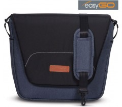 EASYGO - Alcofa SOUL AIR bag Denim