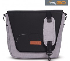 EASYGO - Alcofa SOUL AIR bag Grey Fox