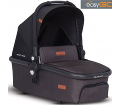 EASYGO - Alcofa SOUL AIR Anthracite (Smart Fold)