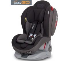 EASYGO - Cadeira auto TINTO Carbon (grupo 0+I+II, 0-25 kg)