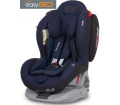 EASYGO - Cadeira auto TINTO Navy (grupo 0+I+II, 0-25 kg)