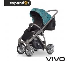 EXPANDER - Carrinho de bebé VIVO Blue