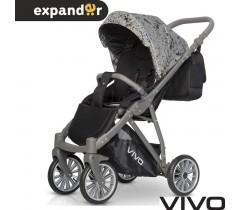 EXPANDER - Carrinho de bebé VIVO Stone