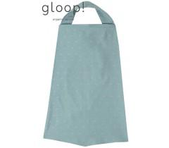GLOOP - Avental de Amamentação 100x65cm Ocean Green